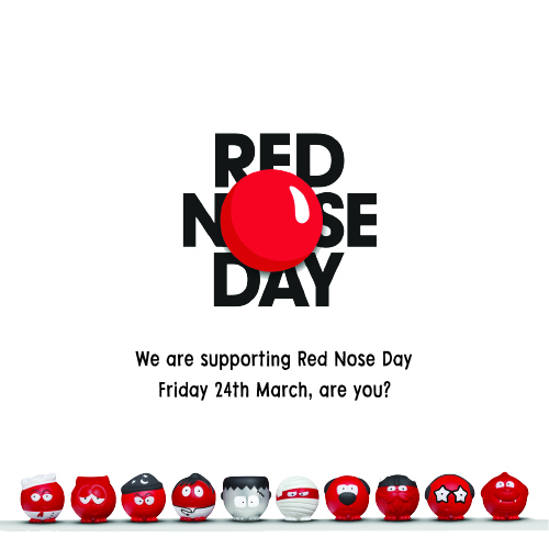 Red Nose Day 24th March 2017