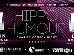 Hippo Comedy Night - 19th March 2020